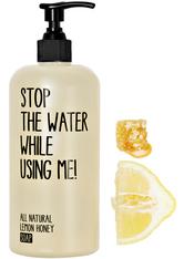 STOP THE WATER WHILE USING ME! Reinigung Lemon Honey Soap Seife 200.0 ml