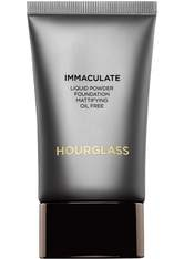 Hourglass - Immaculate Liquid Powder Foundation – Pearl, 30 Ml – Foundation - Neutral - one size