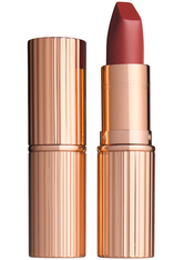 CHARLOTTE TILBURY - Charlotte Tilbury - Matte Revolution Lipstick – Bond Girl – Lippenstift - Merlot - one size - LIPPENSTIFT