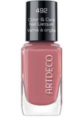 ARTDECO Color & Care  Nagellack 10 ml Nr. 492 - Berry Yoghurt
