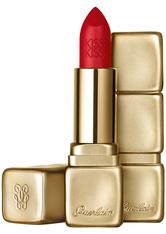 GUERLAIN Make-up Lippen KissKiss Matte Lipstick Nr. M331 Chilli Red 3,50 g