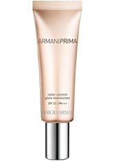 Giorgio Armani Beauty Armani Prima Color Control Glow Moisturizer SPF 35