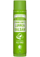 DR. BRONNER'S - Lipbalm Lemon Lime - GETÖNTER LIPBALM