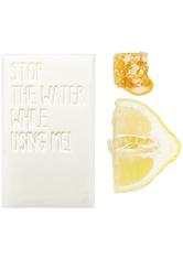 STOP THE WATER WHILE USING ME! Reinigung Lemon Honey Bar Soap Seife 125.0 g