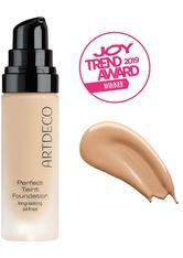 ARTDECO Perfect Teint  Flüssige Foundation 20 ml Nr. 52 - Golden Bisquit