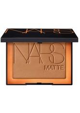 NARS - NARS Bronzing Moment Matte Bronzer Bronzingpuder  8 g Laguna - Contouring & Bronzing