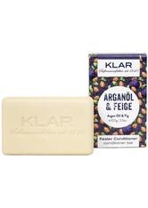 Klar Seifen Produkte Fester Conditioner - Arganöl & Feige 100g Haarspülung 100.0 g