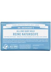 DR. BRONNER'S - Dr. Bronner's Naturseife Baby-Mild 140 Gramm - Handseife - BADEN