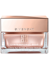 GIVENCHY - Givenchy Hautpflege L'INTEMPOREL Nuit Global Youth All-Soft Night Cream 50 ml - TAGESPFLEGE