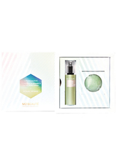 M2 BEAUTÉ Pflege Ultra Pure Solutions Geschenkset Cu-Peptide & Vitamin B Facial Nano Spray 75 ml + Konjac Sponge 1 Stk.