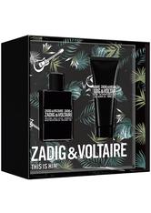 Zadig&Voltaire This is Him Eau de Toilette Spray 50 ml + Shower Gel 100 ml 1 Stk. Duftset 1.0 st
