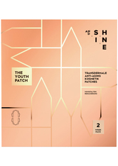 AND SHINE The Youth Patch Hyaluron Anti-Aging Patches Gesichtsmaske  4 Stk