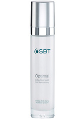 SBT - SBT cell identical care Optimal SBT cell identical care Optimal Globale Anti-Aging Nutritiv Creme medium Gesichtscreme 50.0 ml - Tagespflege