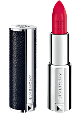 Givenchy Lippen; Weihnachtslook 2015 Le Rouge Givenchy Lipstick 3 g Carmin Escarpin