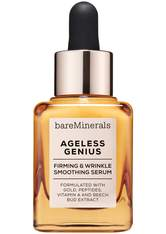 bareMinerals - Ageless Genius Firming & Smoothing Wrinkle Smoothing Serum  - Anti-Aging Gesichtsserum