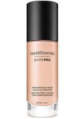bareMinerals BAREPRO Performance Wear SPF20 Liquid Foundation 30ml (Various Shades) - Porcelain
