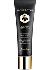GUERLAIN - GUERLAIN Pflege Abeille Royale Anti Aging Pflege Black Bee Honey Balm 30 ml - TAGESPFLEGE