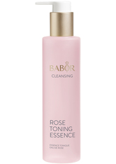 BABOR - BABOR CLEANSING Rose Toning Essence 200 ml - CLEANSING
