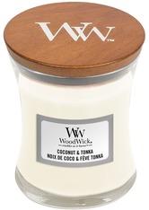 WoodWick Coconut & Tonka Hourglass Duftkerze  85 g