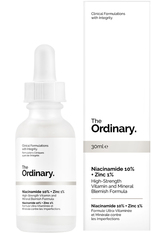The Ordinary Niacinamide 10% + Zinc 1% High Strength Vitamin and Mineral Blemish Formula Duo