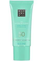 Rituals The Ritual of Karma Sun Protection Face Cream SPF50 Sonnencreme 50.0 ml