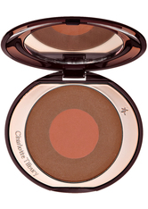 CHARLOTTE TILBURY - Charlotte Tilbury - Cheek To Chic Swish & Pop Blusher – The Climax – Rouge - Braun - one size - ROUGE