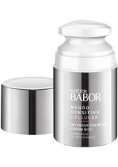 BABOR - BABOR Doctor Babor Neuro Sensitive Cellular  Intensive Calming Cream rich Gesichtscreme  50 ml - GESICHTSPFLEGE
