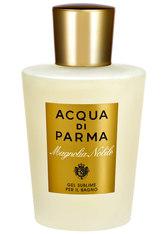 Acqua di Parma Magnolia Nobile Sublime Bath Gel Duschgel 200.0 ml