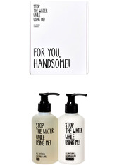 STOP THE WATER WHILE USING ME! Reinigung Cucumber Lime Hand Kit Handpflegeset 1.0 pieces