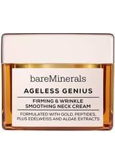 bareMinerals Spezialpflege Ageless Genius Firming & Wrinkle Smoothing Neck Cream Hals & Dekolletee 50.0 g