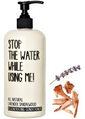 STOP THE WATER WHILE USING ME! Haarpflege Lavender Sandalwood Regeneration Conditioner Haarspülung 200.0 ml