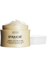 Payot Produkte Crème Sublime Élixir Gesichtspflege 200.0 ml