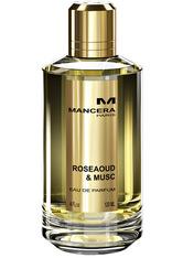 Mancera Rose Aoud & Musc Eau de Parfum 60 ml