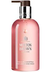 MOLTON BROWN - MOLTON BROWN Delicious Rhubarb & Rose Fine Liquid Hand Wash 300 ml - SEIFE