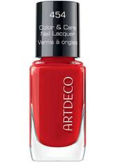 Artdeco Nagellack Color & Care Nail Lacquer Nagellack 10.0 ml