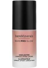 BAREMINERALS - bareMinerals Gesichts-Make-up Highlighter barePro Glow Joy 14 ml - Highlighter