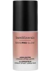 BAREMINERALS - bareMinerals Gesichts-Make-up Highlighter barePro Glow Joy 14 ml - HIGHLIGHTER