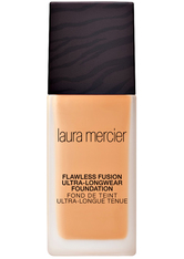 LAURA MERCIER - Laura Mercier Flawless Fusion Ultra-Longwear Foundation 30ml 3W2 Golden (Medium, Warm) - FOUNDATION