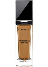 Givenchy Make-up TEINT MAKE-UP Matissime Velvet Fluid Foundation Nr. 09 Mat Cinnamon 30 ml