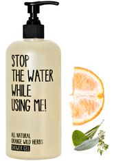 STOP THE WATER WHILE USING ME! Reinigung Orange Wild Herbs Showergel Duschgel 200.0 ml