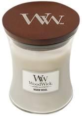 WoodWick Warm Wool Hourglass Duftkerze  85 g