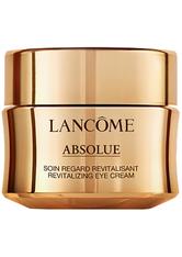 Lancôme Augenpflege Absolue Revitalizing Eye Cream Augencreme 20.0 ml