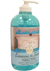 Nesti Dante Firenze Pflege Emozione in Toscana Garden in Bloom Liquid Soap Thermal Water 500 ml