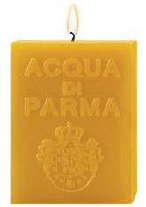 Acqua di Parma Accessoires Kerzen Gelbe Cube Candle Colonia 1 Stk.