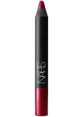 NARS - Velvet Matte Lip Pencil – Damned – Lippenstift - Magenta - one size