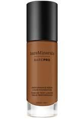 bareMinerals BAREPRO Performance Wear SPF20 Liquid Foundation 30ml (Various Shades) - Espresso