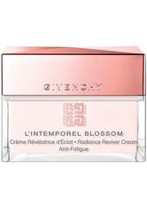 GIVENCHY - Givenchy Hautpflege L'INTEMPOREL BLOSSOM Radiance Reviver Cream 50 ml - TAGESPFLEGE