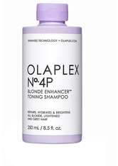 Olaplex No. 4-P Blonde Enhancer Toning Shampoo 250ml Haarshampoo 250.0 ml