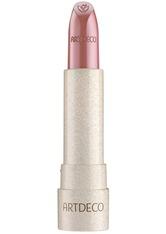 ARTDECO Natural Cream Lipstick Green Couture Lippenstift 4 ml nude mauve
