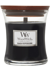 WOODWICK - WoodWick Black Peppercorn Hourglass Duftkerze  85 g - Duftkerzen